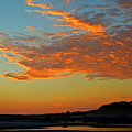 Magic Moments Over Cape Cod Bay by Dianne Cowen