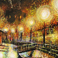Magic Night by Dariusz Orszulik