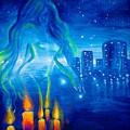 Magic Of The Night by Chirila Corina