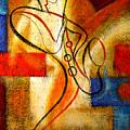 Magic Saxophone by Leon Zernitsky