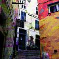 Magic Stairway by Gary Hopkins