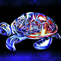 Magic Turtle by Pennie  McCracken