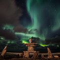 Magical Aurora by J and j Imagery