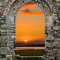 Magical Irish Spring Sunrise by James Truett