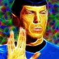 Magical Mr. Spock by Paul Van Scott