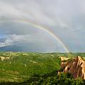 Magical Rainbow Panorama by Presiyan Petkov