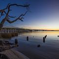 Magical Sunset II by Scott Breazeale