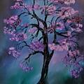 Magical Tree                  66 by Cheryl Nancy Ann Gordon