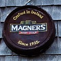 Magners Irish Cider Sign by Poet's Eye