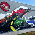 Magnificent Mural by Denise Mazzocco