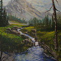 Magnificent Rockies by Bobbie Roberts