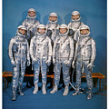 Magnificent - The Mercury Seven by Richard Reeve
