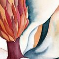 Magnolia Close-up I by Anna D'Amico
