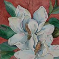 Magnolia Five by Diane Ziemski