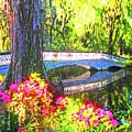 Magnolia Gardens Bridge by Dennis Cox Photo Explorer