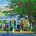 Magnolia Inn by Donna Bentley