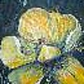Magnolia  by Impressionist FineArtist Tucker Demps Collection