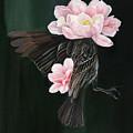Magnolia by Ksenia Lukyanova