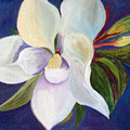 Magnolia Painting by Pat Exum