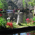 Magnolia Place Pond by Jerry Griffin