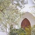Magnolia Springs Church by Christine DuMouchel