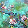 Magnolias by Shadia Derbyshire