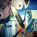 Magpie Mocks Kachinas Clowns And Fools by Anastasia Savage Ealy