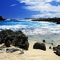 Mahaulepu Koloa Beach by Peter French - Printscapes
