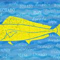 Mahi-dolphin-dorado by Kevin Putman
