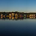 Mahone Bay by Mark Llewellyn