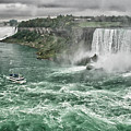 Maid Of The Mist 8971 by Guy Whiteley