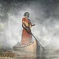Maid Of The Mists by Daniel Eskridge