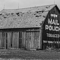 Mail Pouch Barn In Ohio  by John McGraw