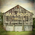 Mail Pouch Barn - Us 30 #7 by Stephen Stookey