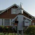 Mailbox King by Sara Stevenson