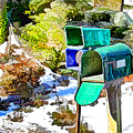 Mailbox by Jeelan Clark