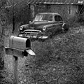 Mailboxcar by Curtis J Neeley Jr