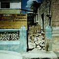 Main Street Bonaire by Maggie Cruser