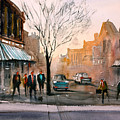 Main Street - Steven's Point by Ryan Radke