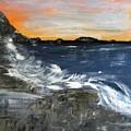 Maine Coast by Owl's View Studio