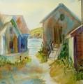 Maine Island by Linda Emerson