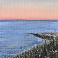 Maine Sunset by Jennifer L Turner
