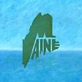Maine Wordplay by Dominic White