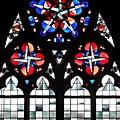 Mainz Cathedral Window by Sarah Loft