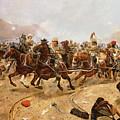 Maiwand by Richard Caton II Woodville