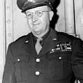 Maj. Gen. Manton Eddy. May 25, 1945. by Barney Stein