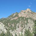 Majestic Eldorado Mountain by Timothy Ruf