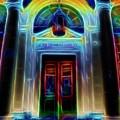 Majestic Entrance by Douglas Barnard