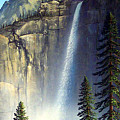 Majestic Falls by Frank Wilson