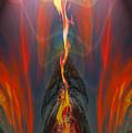 Majestic Fire by Mykel Davis
